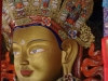 Inside the Thikse Gompa!