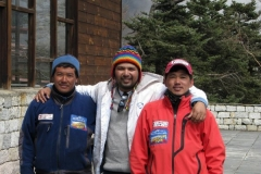 The Everest Base Camp Trek - March 2008
