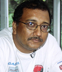 Chandan Lahiri, a Double World Record Holder